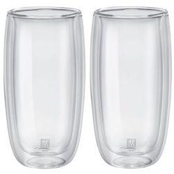 - sorrento - 2 szklanki o podwójnych ściankach (pojemność: 0,47 l) marki Zwilling