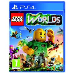 Lego Worlds, gra na PS4