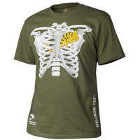 Helikon-tex / polska T-shirt helikon kameleon w klatce piersiowej us green (ts-cit-co-29)
