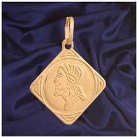 Rodium Zawieszka złota pr. 585 - 4278