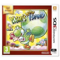 Nintendo 3DS Yoshis New Island Select