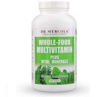 Multiwitaminy dla dorosłych Whole Food Multivitamin Plus Vital Minerals (dr Mercola) 240 tabl. (Witaminy i mi