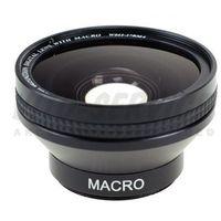 Konwerter szerokokątny 0,45x 37mm + macro, W045-37BMA
