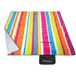 Koc piknikowy 130x150 picnic strips, marki Spokey