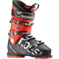 buty narciarskie allspeed rental blk/red, Rossignol