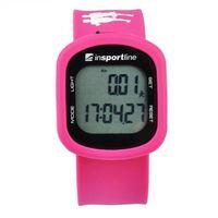 Krokomierz elektroniczny inSPORTline Strippy - Kolor Różowy (8595153681265)