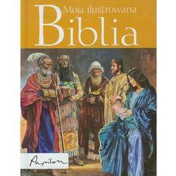 Moja ilustrowana Biblia, książka w oprawie twardej