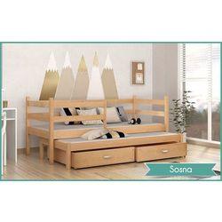 Łóżko 2 poziomowe Placek P2, kup u jednego z partnerów