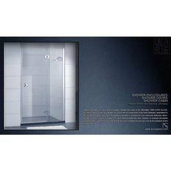 DRZWI PRYSZNICOWE AXISS GLASS AN6221H 1000mm
