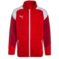 Puma ESITO Kurtka sportowa red/white/chili pepper (4056207983017)