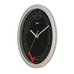 Zegar naścienny solid leniwe godziny, ATE2013NT