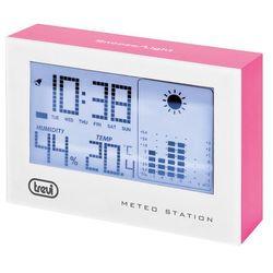 Stacja pogody me3103 - różowy marki Trevi