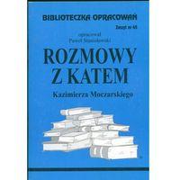 Biblioteczka Opracowań Rozmowy z katem Kazimierza Moczarskiego, Biblios
