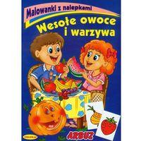 Wesołe warzywa i owoce Arbuz (9788361972532)