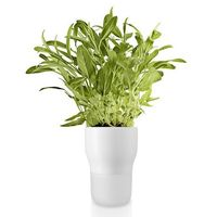 Doniczka na zioła  11 cm biała marki Eva solo