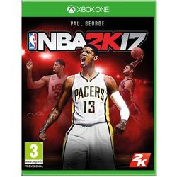 NBA 2K17 - gra Xbox One