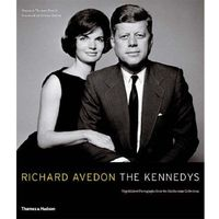 Richard Avedon: The Kennedys, Portrait of a Family, Richard Avedon