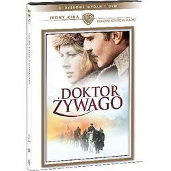Doktor Żywago (DVD) - David Lean z kategorii Dramaty, melodramaty