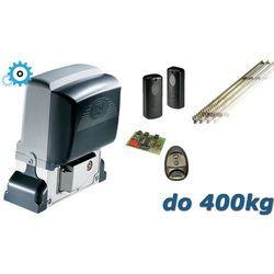 Zestaw CAME BX74 PLUS do 400kg - 4mb listwy zębatej, towar z kategorii: Automatyka do bram