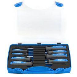 Zestaw wkrętaków tbi w plastikowym pudełku /8 (621445) 607pb8tbi marki Unior