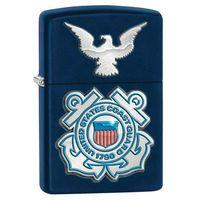 Zapalniczka Zippo Coast Guard, Navy Matte