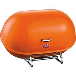 - pojemnik na pieczywo singleboy - pomarańczowy - pomarańczowy marki Wesco
