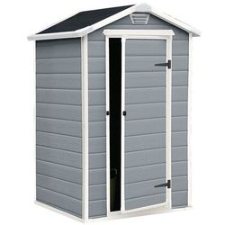 Mały domek manor 4x3 + wieszak na narzędzia gratis! - transport gratis! marki Keter