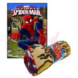 Kocyk Dziecięcy Spiderman Disney
