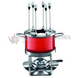 Zestaw do fondue Energy Red Silit
