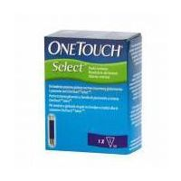 Lifescan inc.johnson & johnson company s One touch select test pask. 50 pasków
