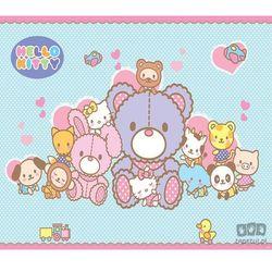 Fototapeta Hello Kitty i przyjaciele 1804