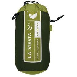 Lasiesta - colibri 3.0 - hamak turystyczny, jednoosobowy - forest (4025122934909)