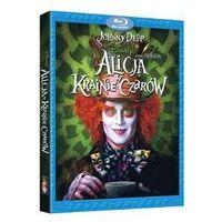 Film Alicja w Krainie Czarów BLU *NOWA*