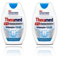 Henkel 2x theramed whitening 2w1 pasta do zębów wybielająca 75ml