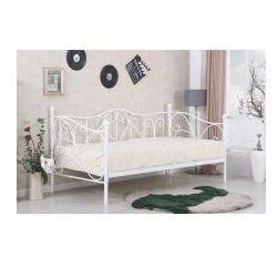 Łóżko Sumatra białe 90x200, 4897