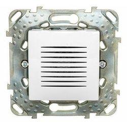 SCHNEIDER UNICA PLUS Dzwonek elektronicz. (5 melodii) biel p. MGU50.786.18Z (8420375143911)