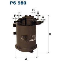 Filtron Filtr paliwa ps 980