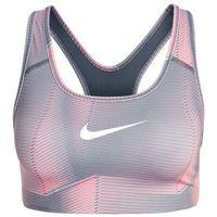 Nike Performance PRO CLASSIC Biustonosz sportowy lava glow/dark grey/white - produkt z kategorii- Bielizna spo
