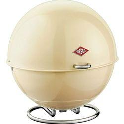 Wesco - Pojemnik na pieczywo SuperBall - beżowy - beżowy z kategorii Chlebaki
