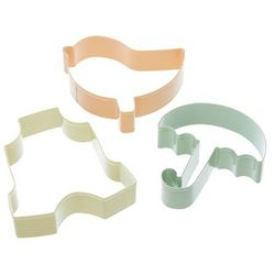 Foremki do ciastek 3 sztuki Baby - Kitchen Craft - produkt z kategorii- Formy do pieczenia