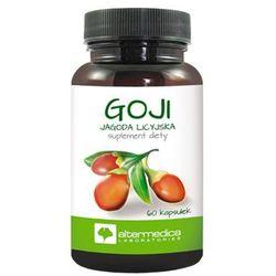 GOJI 60kaps Jagoda Licyjska - produkt z kategorii- Pozostałe zdrowie