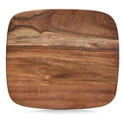 Deska do krojenia (25 x 28 cm) drewniany marki Zeller