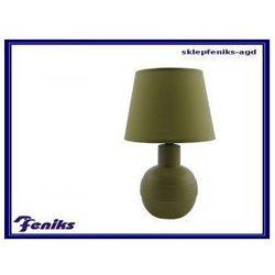 LAMPKA NOCNA HH0033 CIEMNO ZIELONA, 003594