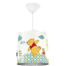 Philips - oświetlenie dla dzieci Lampa wisząca philips kubuś puchatek + darmowy transport! (8718291503026)
