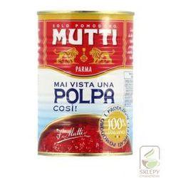Mutti pomidory 400G polpa