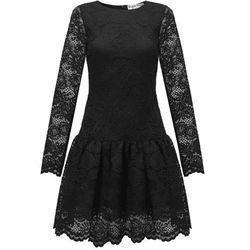 Sugarfree.pl Sukienka Heather w kolorze czarnym, czarna