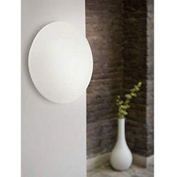 EGLO 91848 - Lampa Plafon Kinkiet LED ELLA 1xLED/18W biały/opalone szkło