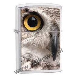 zapalniczka 28650 oko orła brushed chrome wyprodukowany przez Zippo