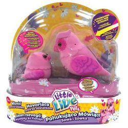 LITTLE LIVE PETS Mama i Pisklę - produkt dostępny w Skleptus.pl