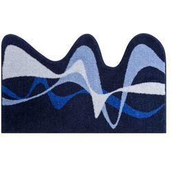 Grund dywanik łazienkowy karim 19, niebieski, 75x120 cm